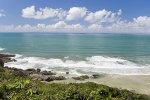Strand in Brazilie