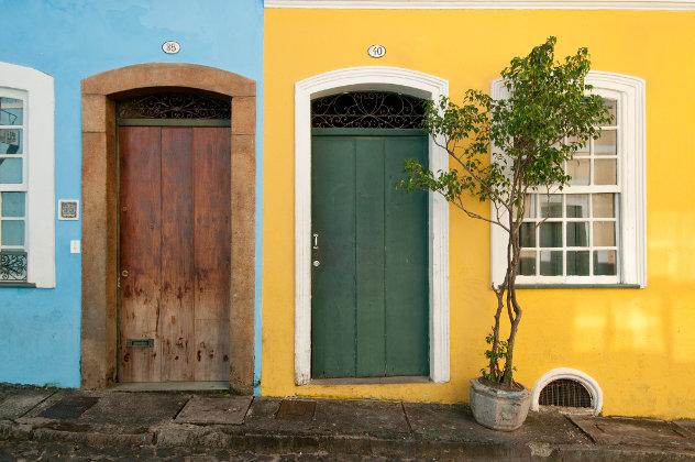 Woningen in Salvador de Bahia
