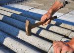 Asbest dak woning frankrijk