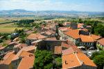 Mooi dorp in de Auvergne