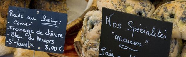Vers brood in de Provence