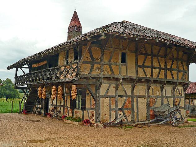 Ferme bressane Saint-Trivier-de-Courtes