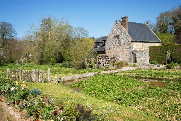 Landelijke woning Normandie