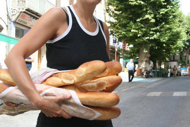 Stokbrood kopen in Frankrijk