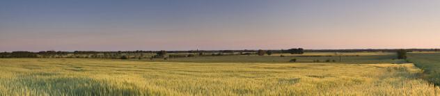Het Franse  platteland