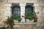 Ramen oud huis in Frankrijk