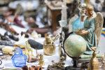 rommelmarkt in Frankrijk