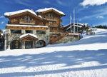 Ski resort Frankrijk