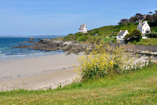 Brittany Beach of Locquirec