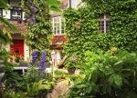 Huis met tuin in Frankrijk