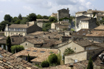 Village in the French countryside