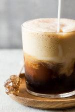 espresso cappuccino freddo griekenland