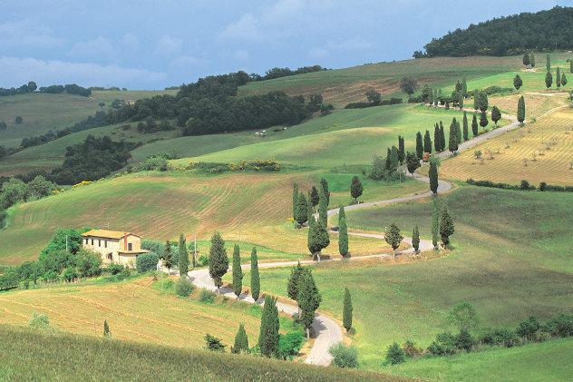 Landschaft Toskana