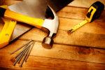 Gereedschap voor renovatie huis
