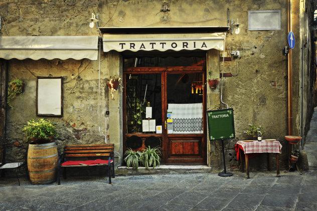 Trattoria in Toscane