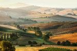 Sfeerfoto platteland Toscane