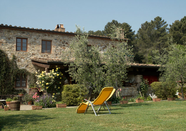 Gerenoveerde boerenwoning  Italie