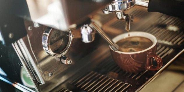 Espressomaschine Italien