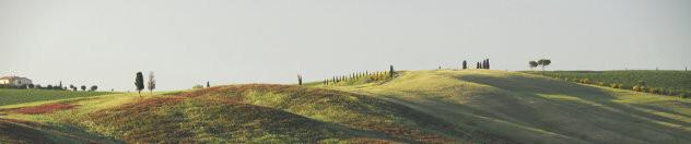 in Toscane, Italië