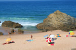 Beach in the Algarve