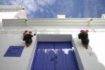 witte muur woning Algarve