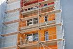 Sanierung eines Mehrfamilienhauses