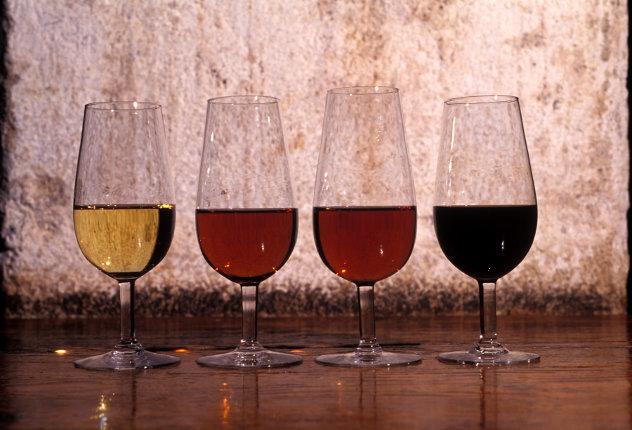 4 soorten franse wijn
