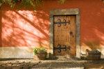 Haus mit alter Tür Portugal