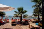 Beach hotel aan de Egeischische kust in Turkije