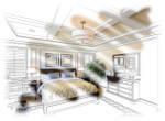 ontwerp interieur kamer
