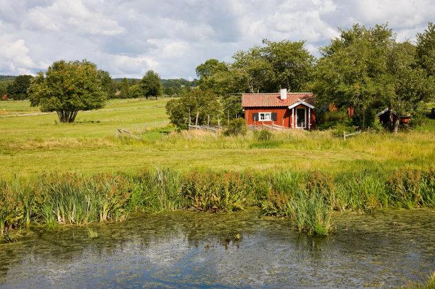 Zomerhuisje in Zweden